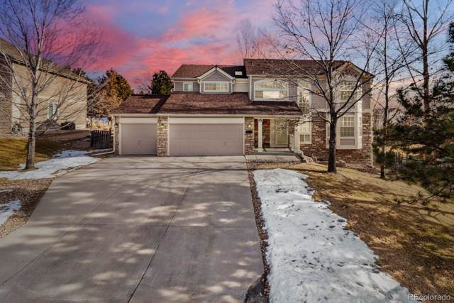 5112 Red Oak Way, Parker, CO 80134 (#5831470) :: The Healey Group