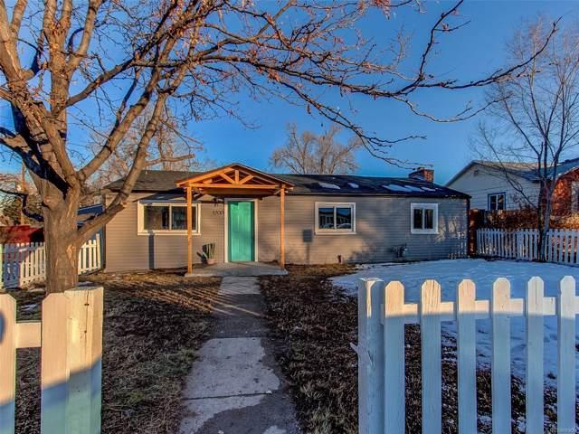 1200 S Patton Court, Denver, CO 80219 (MLS #5831908) :: 8z Real Estate