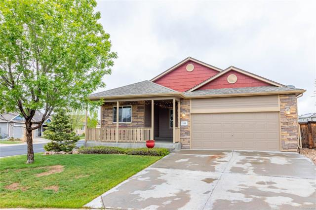 314 Windflower Way, Severance, CO 80550 (#5832297) :: Bring Home Denver with Keller Williams Downtown Realty LLC