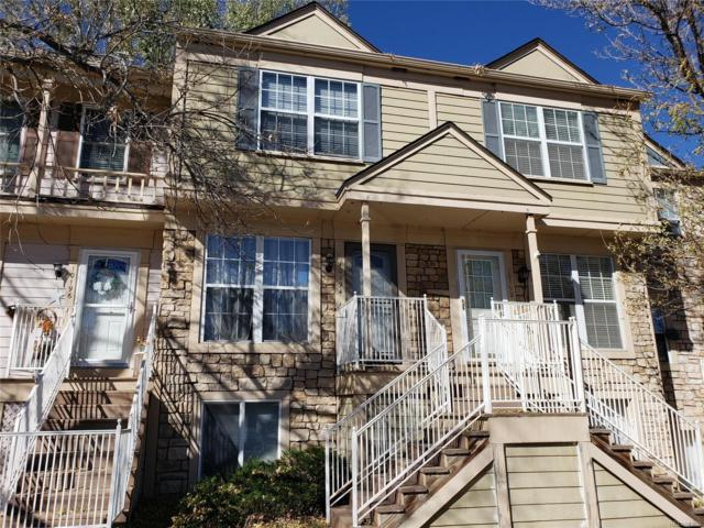 10194 W Dartmouth Avenue, Lakewood, CO 80227 (#5832521) :: The Peak Properties Group