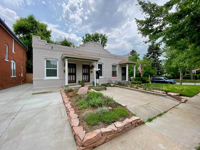 3054 W 24th Avenue, Denver, CO 80211 (#5832703) :: Stephanie Fryncko | Keller Williams Integrity