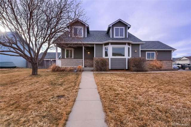 131 S Rachel Avenue, Milliken, CO 80543 (MLS #5832724) :: Keller Williams Realty