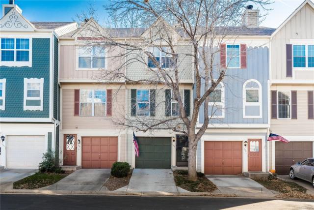 1699 S Trenton Street #153, Denver, CO 80231 (#5832931) :: Sellstate Realty Pros