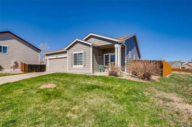 5549 Suffolk Avenue, Castle Rock, CO 80104 (MLS #5832996) :: Stephanie Kolesar
