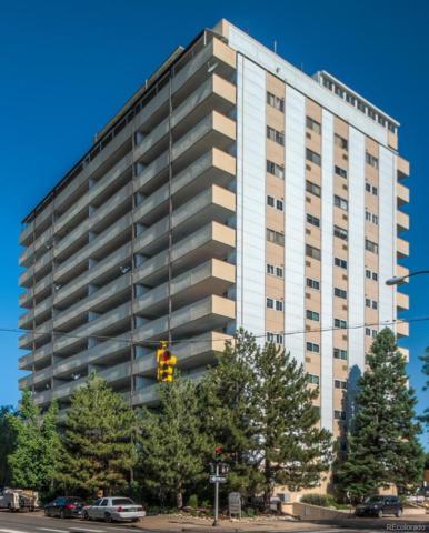 1029 E 8th Avenue #504, Denver, CO 80218 (#5833360) :: The Peak Properties Group