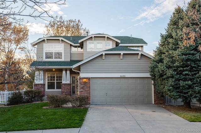 2635 S Troy Court, Aurora, CO 80014 (#5833470) :: The DeGrood Team