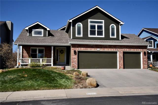 12711 W 84th Circle, Arvada, CO 80005 (#5833860) :: The Dixon Group