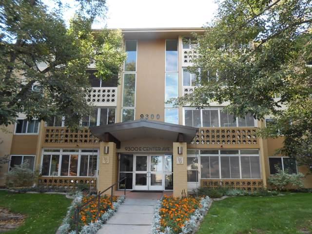 9300 E Center Avenue 9B, Denver, CO 80247 (#5834617) :: The Heyl Group at Keller Williams