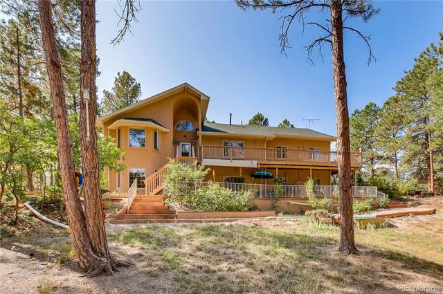 8101 E State Highway 86, Franktown, CO 80116 (#5835550) :: The Healey Group
