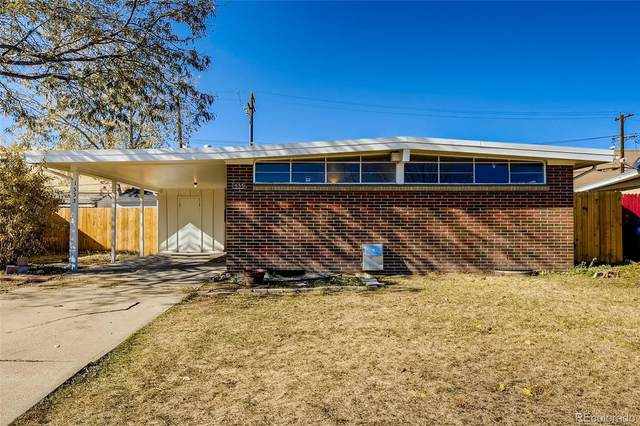 1333 S Eliot Street, Denver, CO 80219 (#5835562) :: Bring Home Denver with Keller Williams Downtown Realty LLC