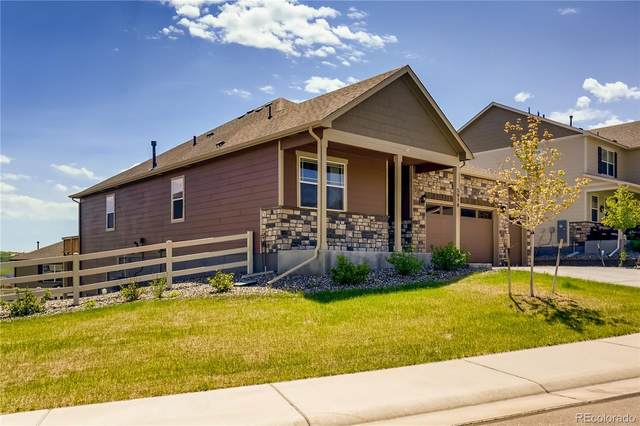 5978 Point Rider Circle, Castle Rock, CO 80104 (MLS #5835651) :: 8z Real Estate
