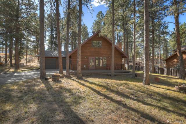 567 W Lovell Gulch Road, Woodland Park, CO 80863 (#5836075) :: The DeGrood Team