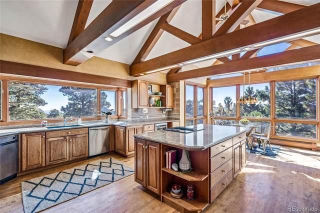 23554 Waynes Way, Golden, CO 80401 (#5836821) :: Berkshire Hathaway Elevated Living Real Estate