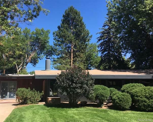 1421 E Cornell Avenue, Englewood, CO 80113 (MLS #5837257) :: 8z Real Estate