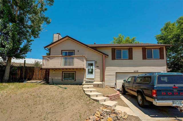 1435 E 97th Place, Thornton, CO 80229 (#5837275) :: The DeGrood Team