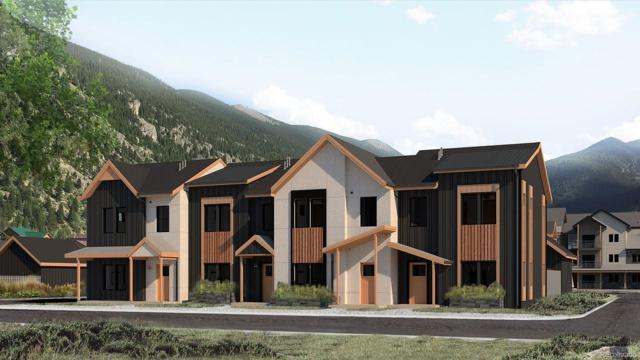 2050 Bighorn Trail #114, Georgetown, CO 80444 (#5837687) :: The Griffith Home Team