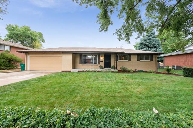 1198 S Brentwood Street, Lakewood, CO 80232 (MLS #5837693) :: 8z Real Estate