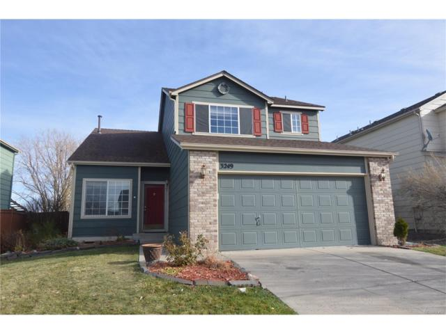 3249 Blue Grass Court, Castle Rock, CO 80109 (#5837910) :: The Peak Properties Group