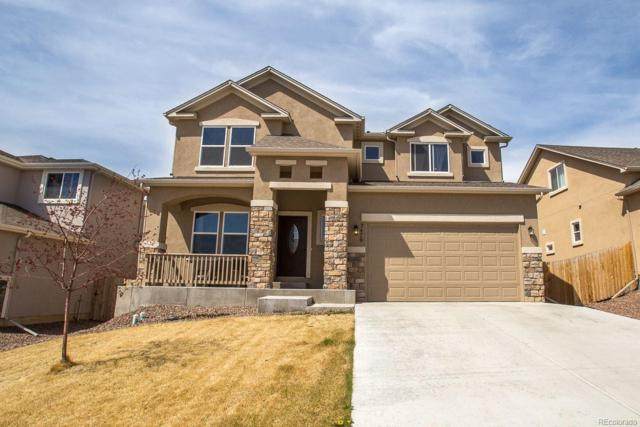 7470 Dutch Loop, Colorado Springs, CO 80925 (#5838081) :: The Peak Properties Group