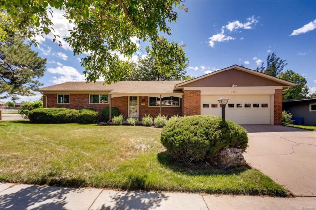 389 S Troy Street, Aurora, CO 80012 (#5838125) :: The Healey Group