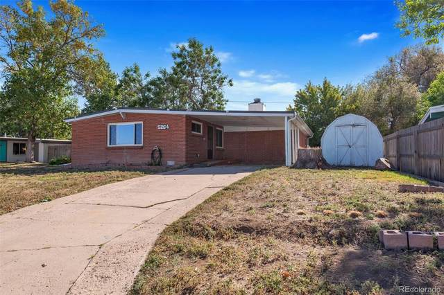 5264 S Prescott Street, Littleton, CO 80120 (MLS #5839076) :: 8z Real Estate