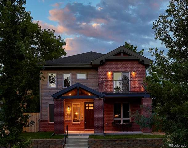 2180 S Lafayette Street, Denver, CO 80210 (MLS #5839088) :: The Sam Biller Home Team