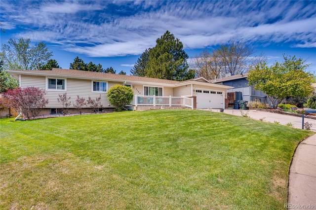 7168 W Frost Place, Littleton, CO 80128 (MLS #5839195) :: Find Colorado