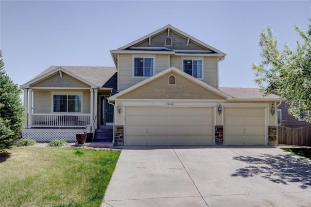 11468 Iola Street, Henderson, CO 80640 (#5839561) :: The DeGrood Team