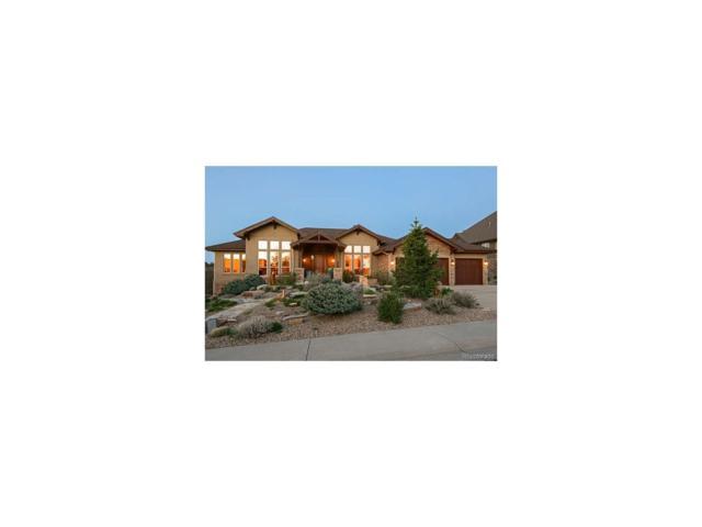 5120 Morningside Way, Parker, CO 80134 (MLS #5840135) :: 8z Real Estate