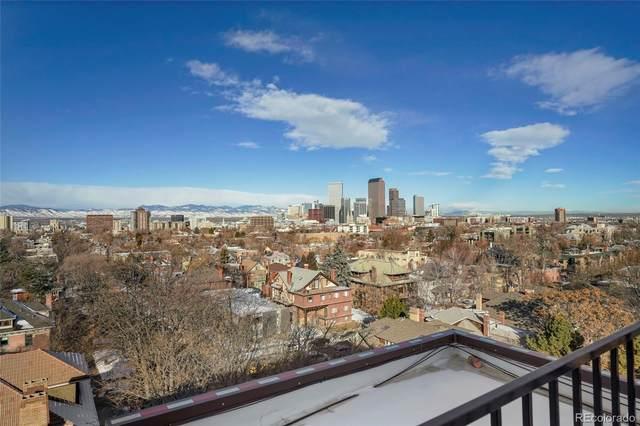 1085 N Lafayette Street N #604, Denver, CO 80218 (#5840244) :: The Dixon Group