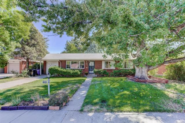 812 S Holly Street, Denver, CO 80246 (#5840451) :: The Galo Garrido Group