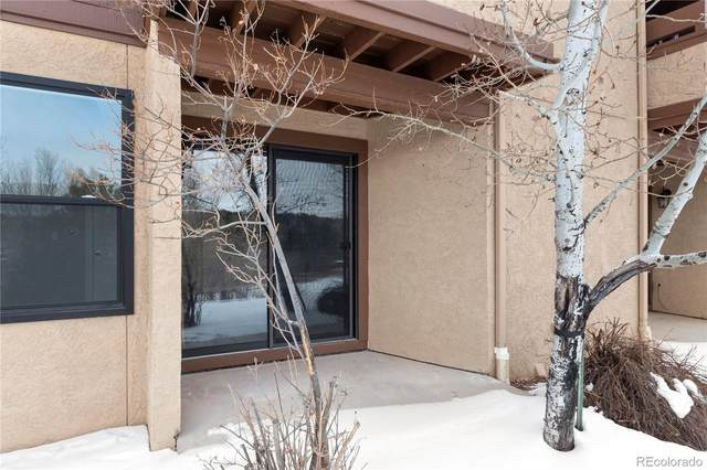 128 W Rockrimmon Boulevard #104, Colorado Springs, CO 80919 (MLS #5840546) :: 8z Real Estate