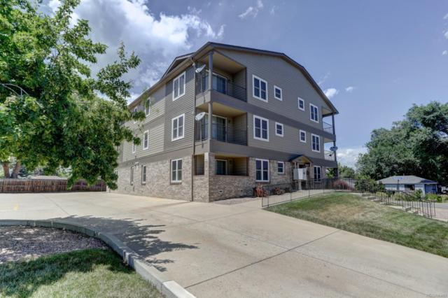5855 Vance Street #102, Arvada, CO 80003 (MLS #5840630) :: 8z Real Estate