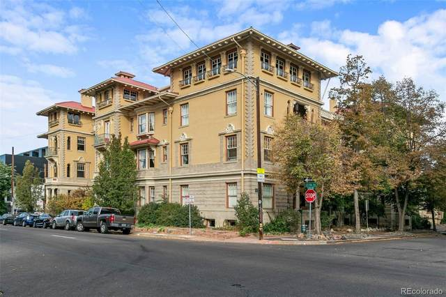 1301 N Ogden Street #4, Denver, CO 80218 (#5840664) :: The Gilbert Group