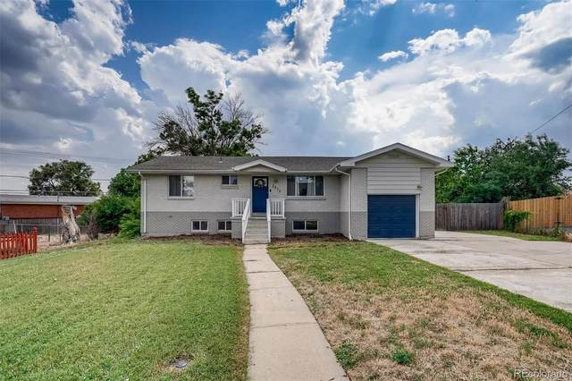 2970 W 73rd Avenue, Westminster, CO 80030 (#5841067) :: The Gilbert Group