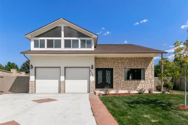 4286 S Akron Street, Greenwood Village, CO 80111 (#5841365) :: The HomeSmiths Team - Keller Williams