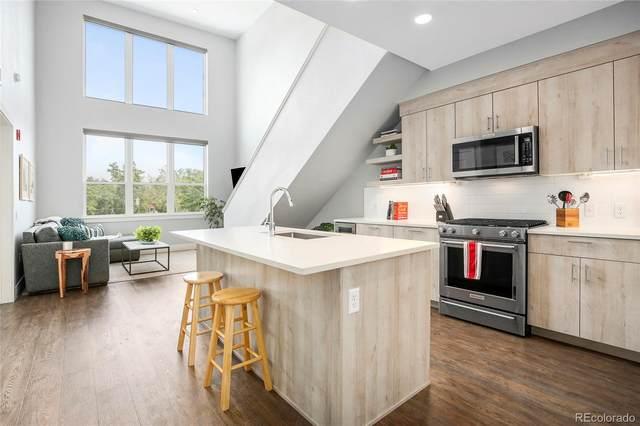 431 E Bayaud Avenue R-308, Denver, CO 80209 (#5841772) :: Finch & Gable Real Estate Co.