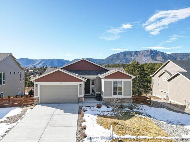 17664 Lake Side Drive, Monument, CO 80132 (#5842033) :: The Harling Team @ Homesmart