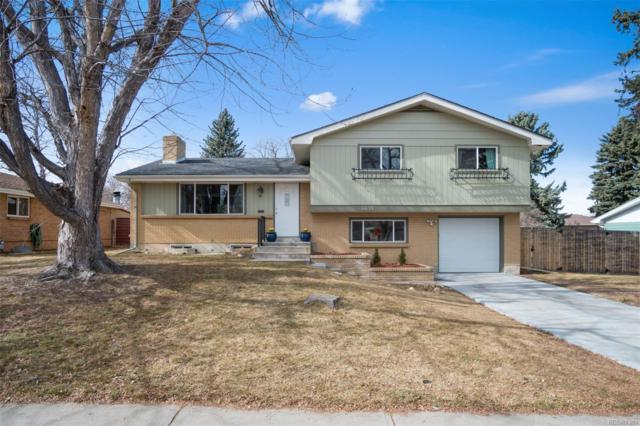 6639 S Kit Carson Street, Centennial, CO 80121 (#5842099) :: The Peak Properties Group
