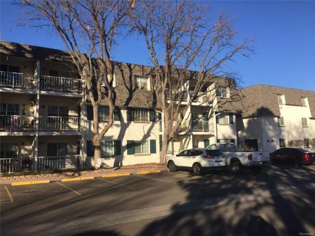 2225 S Jasmine Street #113, Denver, CO 80222 (#5842468) :: Colorado Team Real Estate