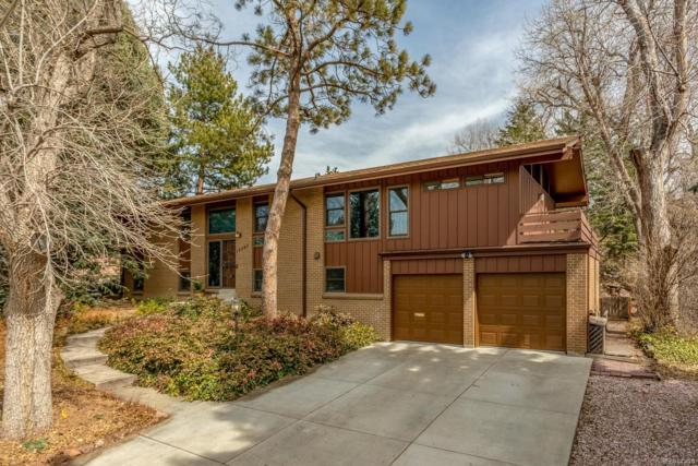 12295 W Applewood Knolls Drive, Lakewood, CO 80215 (#5842483) :: Compass Colorado Realty