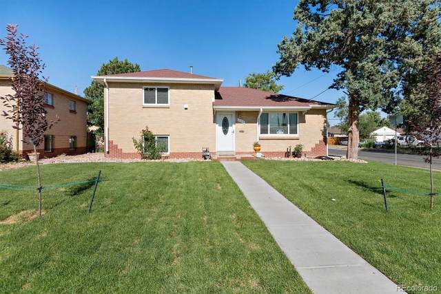 3395 Pontiac Street, Denver, CO 80207 (#5842606) :: The DeGrood Team