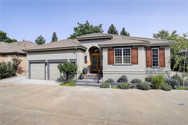 2970 E Cherry Creek South Drive #2, Denver, CO 80209 (#5842703) :: Chateaux Realty Group