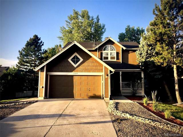 21754 Saddlebrook Drive, Parker, CO 80138 (MLS #5842748) :: Bliss Realty Group