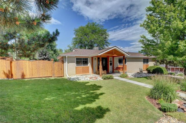409 S Alkire Street, Lakewood, CO 80228 (#5843465) :: Bring Home Denver with Keller Williams Downtown Realty LLC