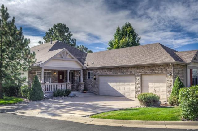 1405 Castlepoint Circle, Castle Pines, CO 80108 (#5843690) :: The Peak Properties Group