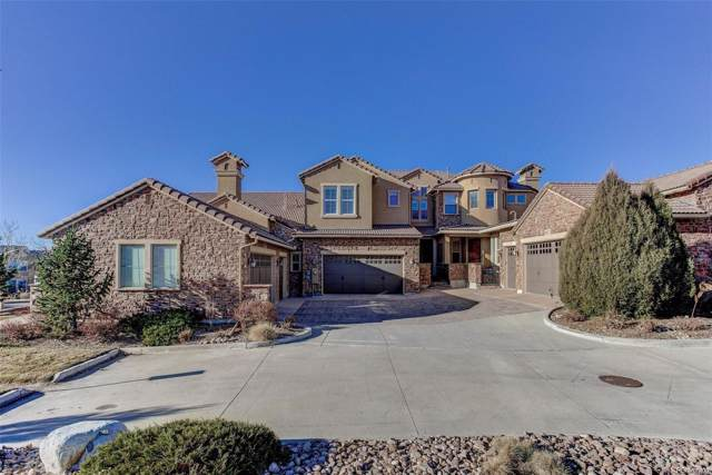 9419 Viaggio Way, Highlands Ranch, CO 80126 (MLS #5844246) :: 8z Real Estate