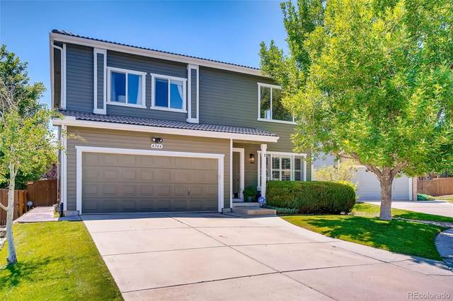 4344 Lyndenwood Point, Highlands Ranch, CO 80130 (#5844730) :: The Dixon Group