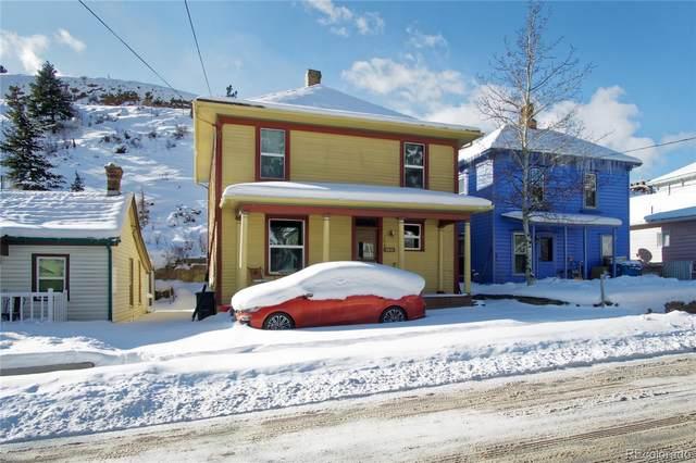 2025 Miner Street, Idaho Springs, CO 80452 (MLS #5844818) :: 8z Real Estate
