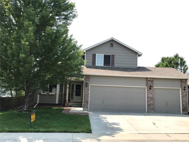 2740 E 94th Drive, Thornton, CO 80229 (#5845078) :: The Peak Properties Group